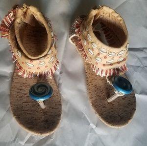 Disney Moana sandals